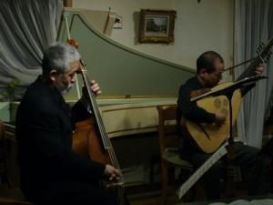 宮廷の音楽